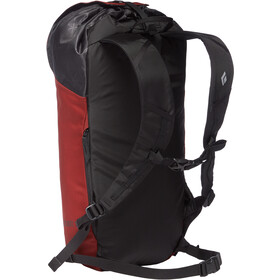 Black Diamond Rock Blitz 15 Climbing Backpack red oxide